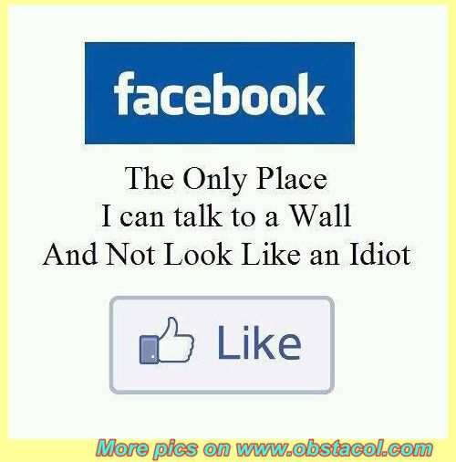 funny quotes about facebook MEMEs