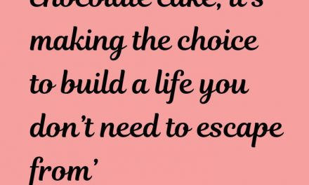 How To Create A Life You Don't Need To Escape From – Radical FIRE