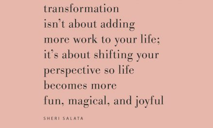 111 Transformation, Transcendence, and the Beautiful No with Sheri Salata