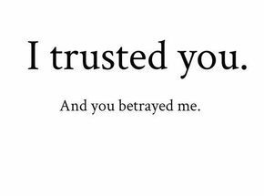 Quotes+About+Lying+And+Betrayal | Quotes About Betrayal Of Trust Quotes About Tr…
