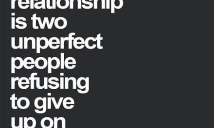 Love : Give Up On Each Other – Lovely Quote | Full Dose