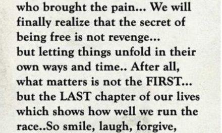 It will get better