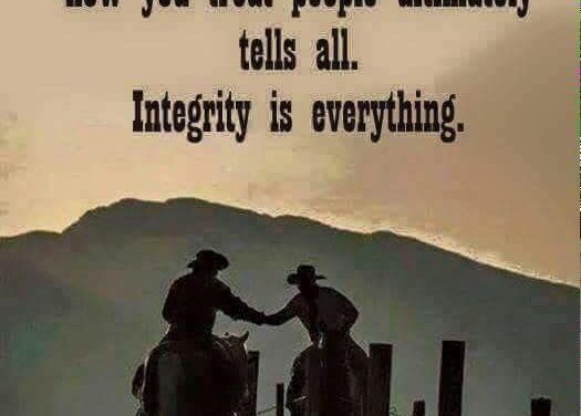 70 Inspirational Integrity Quotes For Work and Business | The Random Vibez