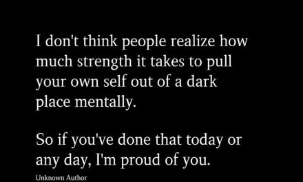 I Don't Think People Realize How Much Strength
