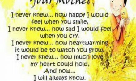Before I Became Your Mother…♥♥♥♥♥♥